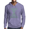 Classic X Files Tv Show Mens Hoodie