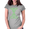 Classic X Files Tv Show Womens Fitted T-Shirt