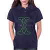 Classic X Files Tv Show Womens Polo