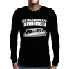 Classically Trained Video Game Console Mens Long Sleeve T-Shirt