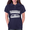 Classically Trained Video Game Console Womens Polo
