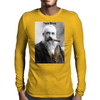 Claude Money Mens Long Sleeve T-Shirt