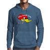 Clay Smith Racing Vintage Greaser Mens Hoodie