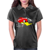 Clay Smith Racing Vintage Greaser Womens Polo