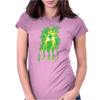 Cleaning Up Town Womens Fitted T-Shirt