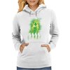 Cleaning Up Town Womens Hoodie