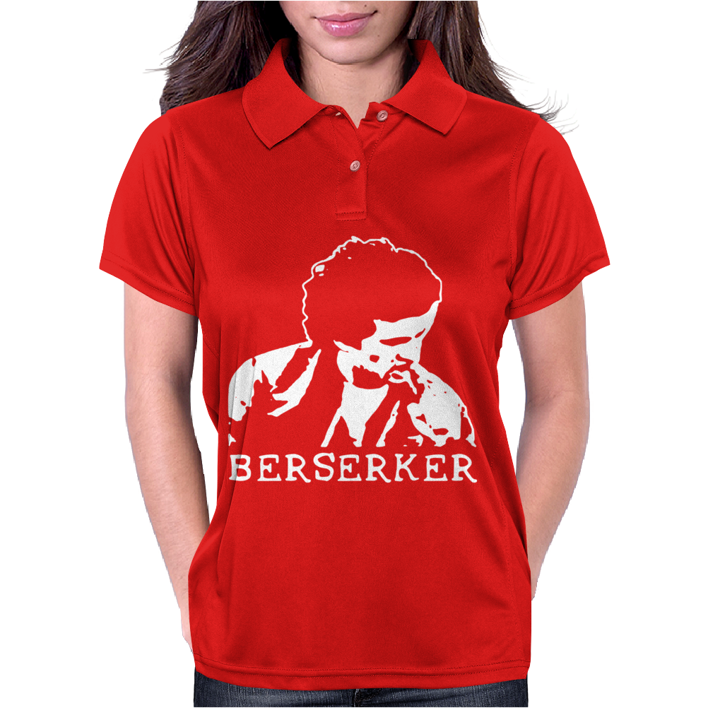 Clerks Berserker Funny Movie Womens Polo