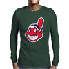 Cleveland Indians Mens Long Sleeve T-Shirt