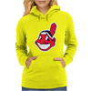 Cleveland Indians Womens Hoodie