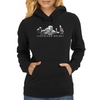 Cleveland Rocks Womens Hoodie