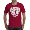 Clicker Skull Mens T-Shirt