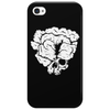 Clicker Skull Phone Case
