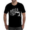 Climbing Evolution Mens T-Shirt
