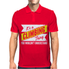 Climbing Thing Wouldn't Understand Mens Polo