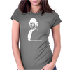 CLOCKWORK MOZART ORANGE Womens Fitted T-Shirt
