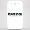 Clofessor- Nerding Since Birth Phone Case