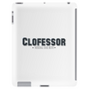 Clofessor- Nerding Since Birth Tablet (vertical)