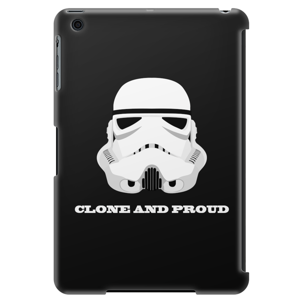 Clone And Proud Tablet (vertical)