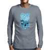 Cloud Concert T-Shirt Mens Long Sleeve T-Shirt