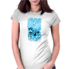 Cloud Concert T-Shirt Womens Fitted T-Shirt