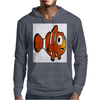 Clown Fish Mens Hoodie