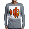 Clown Fish Mens Long Sleeve T-Shirt