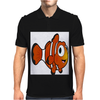 Clown Fish Mens Polo