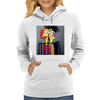 CLOWN    TWO HEADS ARE BETTER THEN ONE Womens Hoodie