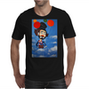 CLOWN   UP UP AND AWAY Mens T-Shirt