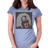 Clown Womens Fitted T-Shirt