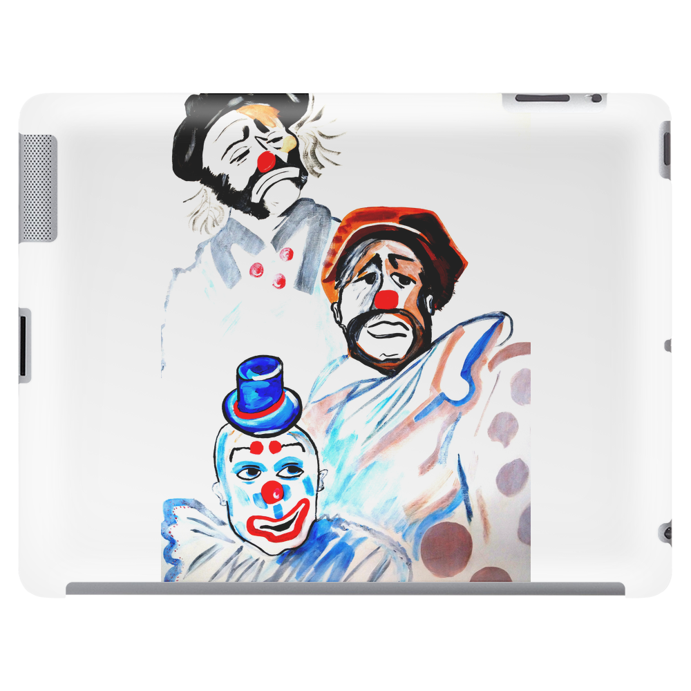 CLOWNS IN HEAVEN Tablet (horizontal)