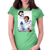CLOWNS IN HEAVEN Womens Fitted T-Shirt