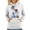 CLOWNS IN HEAVEN Womens Hoodie