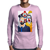 CLOWNS Mens Long Sleeve T-Shirt