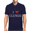 Clunge Funny Mens Polo