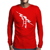 Cm Punk Lighting Rod Mens Long Sleeve T-Shirt