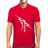 Cm Punk Lighting Rod Mens Polo