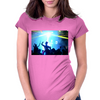 CMKY Rave Womens Fitted T-Shirt