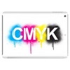 CMYK Tablet (horizontal)