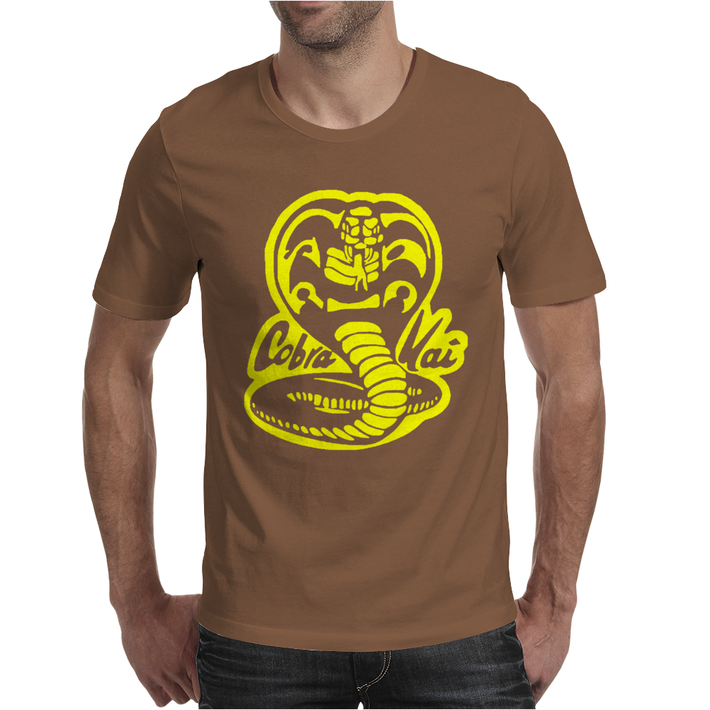 Cobra Kai Karate Kid Mens T-Shirt