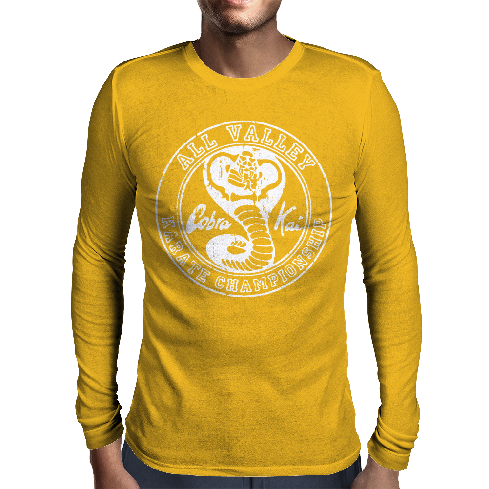 Cobra Kai Mens Long Sleeve T-Shirt