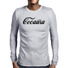 cocaina Mens Long Sleeve T-Shirt