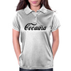 cocaina Womens Polo
