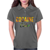COCAINE & CAVIAR Womens Polo