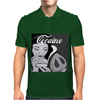 Cocaine Is A Hell of A Drug Mens Polo