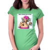 cochon.1 Womens Fitted T-Shirt