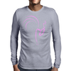 Cocktail Mens Long Sleeve T-Shirt