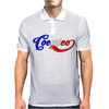 Cocorico, Go France ! Mens Polo