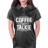 Coffee Before Talkie funny Womens Polo