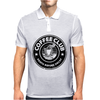 Coffee Club. Mens Polo